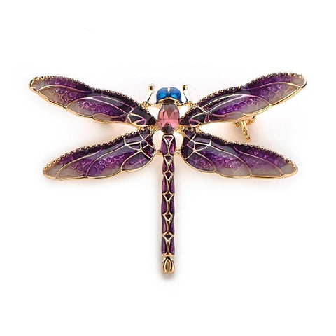 Image of Vintage Dragonfly brooch