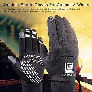 Pro Touch Screen Waterproof Thermal Gloves