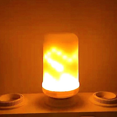 Image of Flame Effect Led Bulb