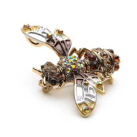 Image of Vintage Bee brooch