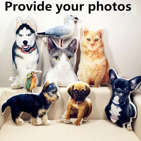 Image of PillowPix - Custom Pet Pillow