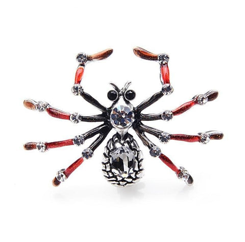 Image of Vintage Spider brooch