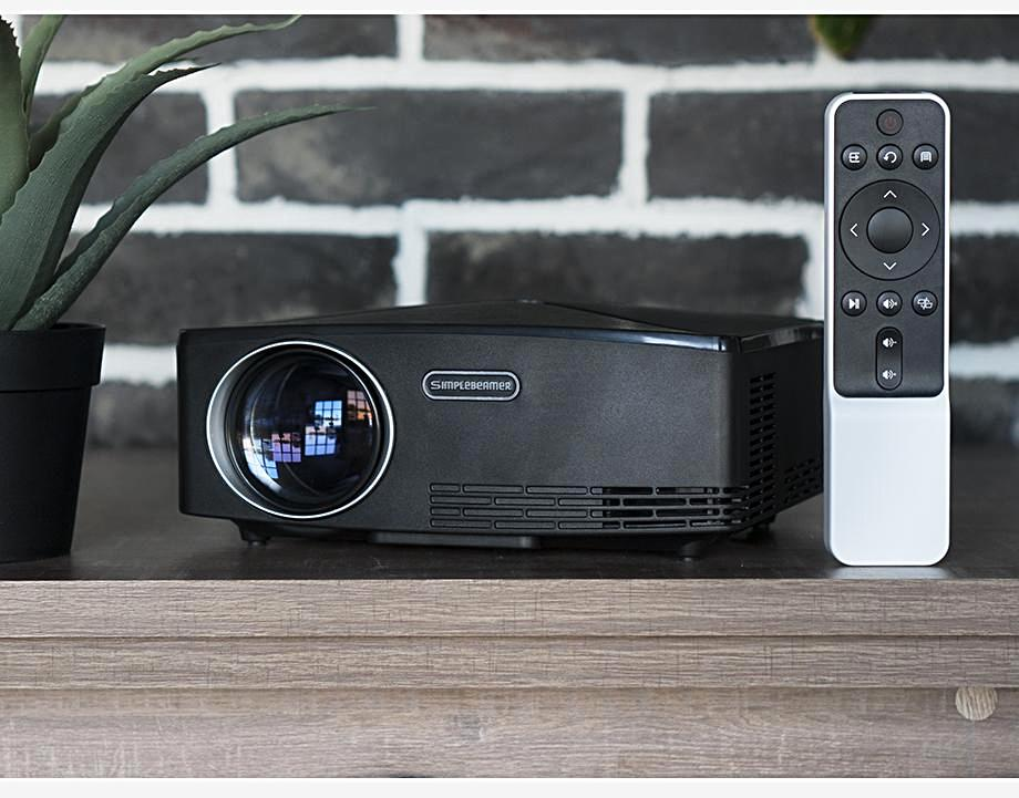 Portable HD Projector