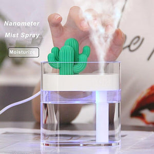 Best Cool Mist Humidifier Essential Oil Diffuser