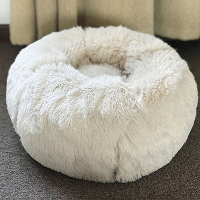 Image of The Lounge Pet™️ - Super Soft Plush Lounger Bed