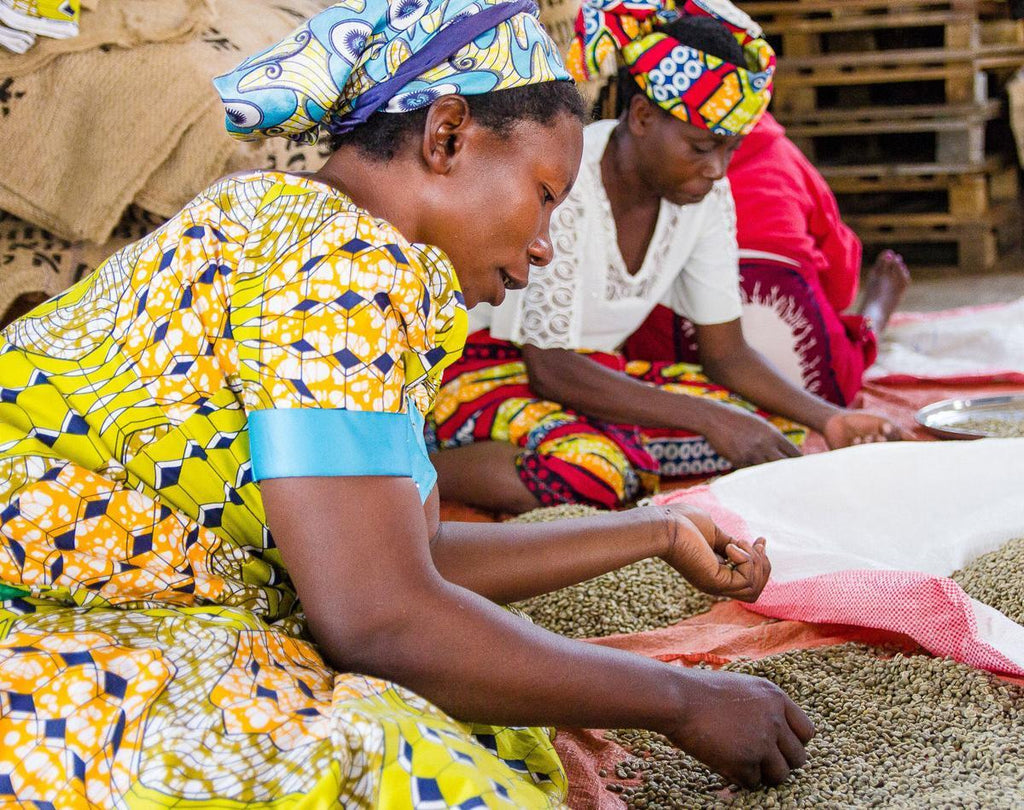 Economic opportunities for women in the DRC