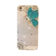 Rhinestone Butterfly iPhone Case