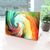 Colorful Oil Painting Macbook Case