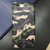Luxury Camouflage Leather iPhone Case