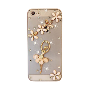 Bling Flower iPhone Case