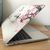 Pretty Bird Floral Macbook Case