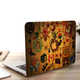 Wooden Textured MacBook Case