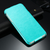 Sky Blue Flip Leather iPhone Case