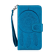Leather Wallet Mandala HTC Phone Case