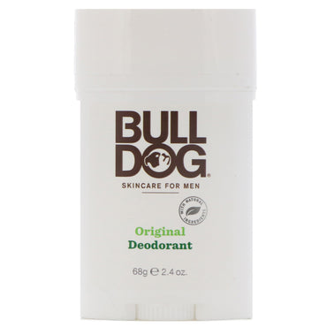 Bulldog Skincare For Men, Original Deodorant, 2.4 oz (68 g)