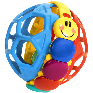 Baby Einstein, Bendy Ball, 3+ Months