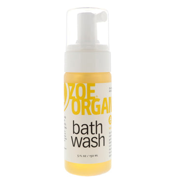 Zoe Organics Bath Wash 5 fl oz (150 ml)