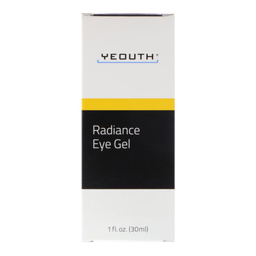 Yeouth, Radiance Eye Gel, 1 fl oz (30 ml)