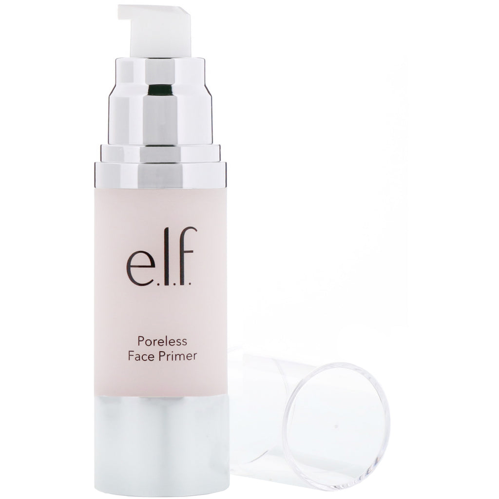 E.L.F. Cosmetics, Poreless Face Primer, Clear, 1.01 fl oz (30 ml)
