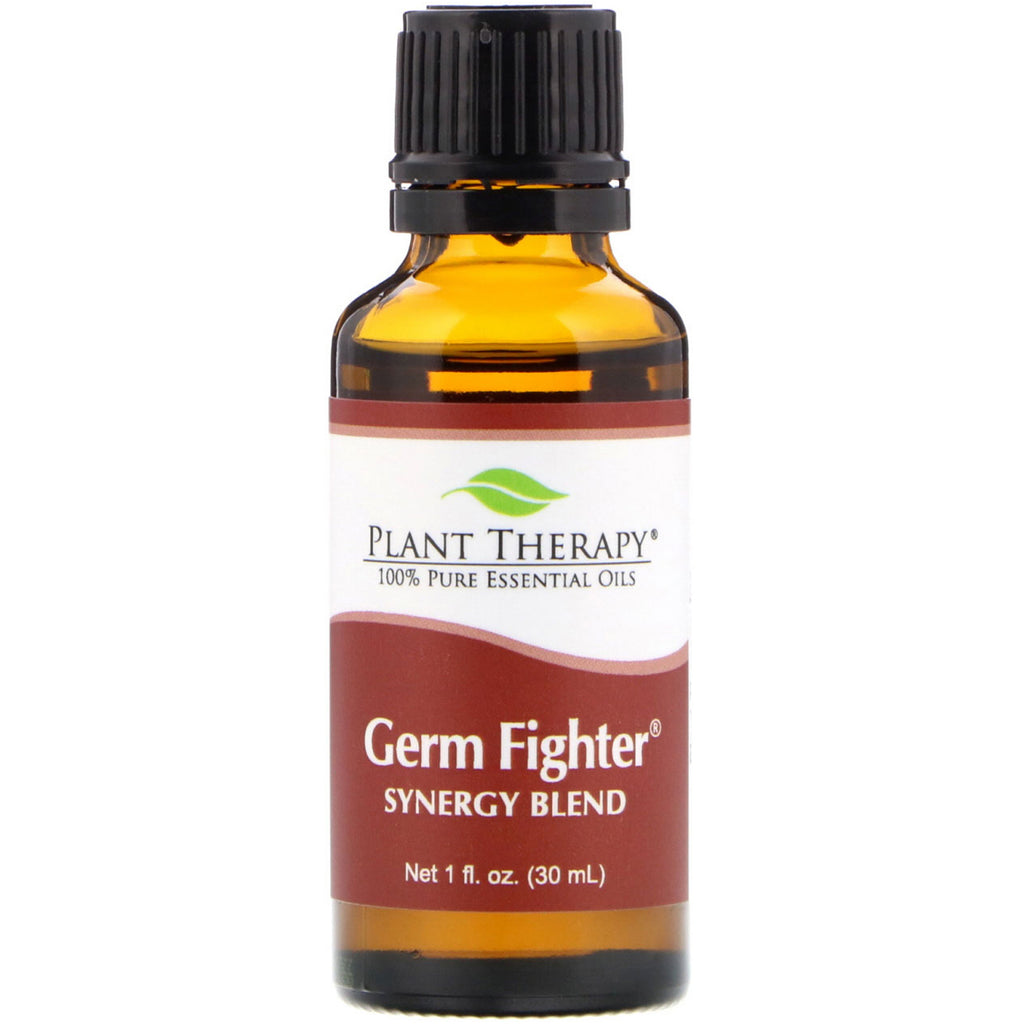 Plant Therapy 100% Pure Essential Oils Germ Fighter 1 fl oz (30 ml)