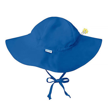 iPlay Inc., Sun Protection Hat, UPF 50+, Navy, 2-4 Years, 1 Hat