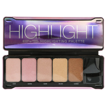 BYS, Highlight, Highlighting Palette, 18 g