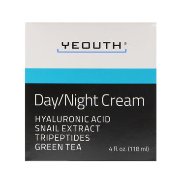 Yeouth, Day/Night Cream, 4 fl oz (118 ml)