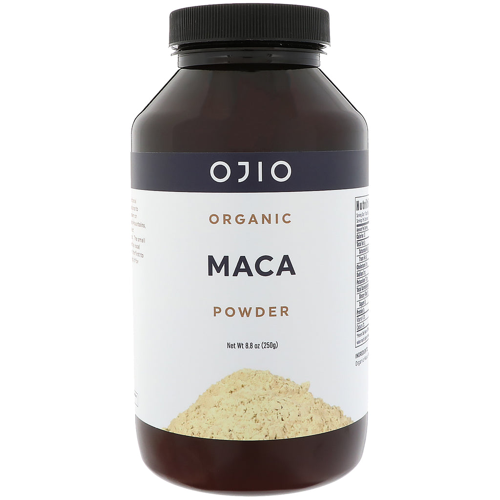Ojio, Organic Maca Powder, 8.8 oz (250 g)