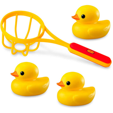 Tolo Toys, Mini Bath Duck Set, 12+ Months, 1 Set