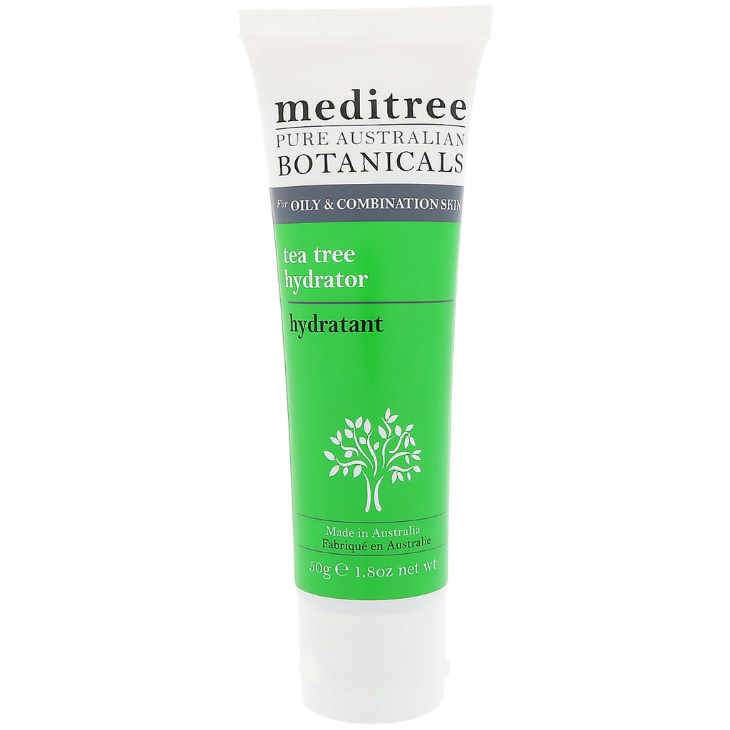 Meditree, Pure Australian Botanicals, Tea Tree Hydrator, For Oily & Combination Skin, 1.8 oz (50 g)