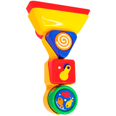 Tolo Toys, Bathtime Pour And Spin Shape Sorter, 12+ Months