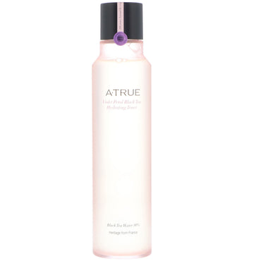ATrue Violet Petal Black Tea Hydrating Toner 180 ml
