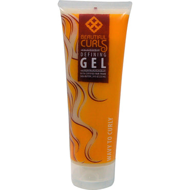 Beautiful Curls, Defining Gel, Wavy To Curly, 8 fl oz (235 ml)