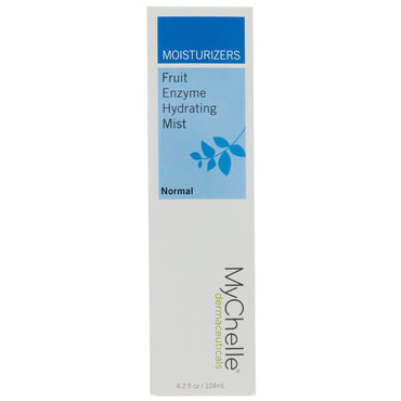 MyChelle Dermaceuticals, Fruit Enzyme Hydrating Mist, Normal, 4.2 fl oz (124 ml)