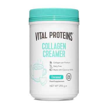 VITAL PROTEINS, COLLAGEN PEPTIDES, COCONUT, 293 g