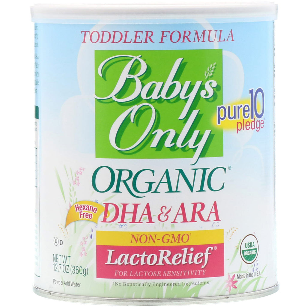 Nature's One, Toddler Formula, LactoRelief, 12.7 oz (360 g)