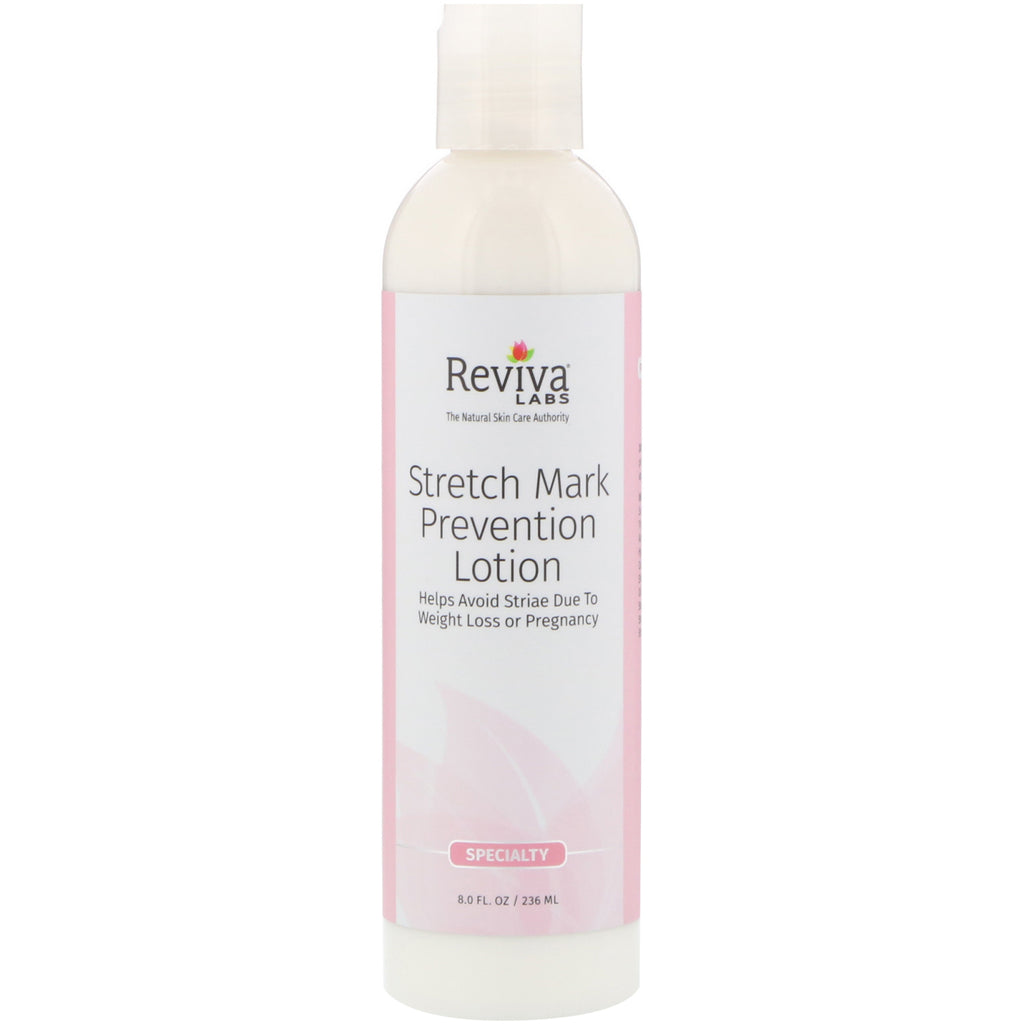 Reviva Labs Stretch Mark Prevention Lotion 8 fl oz (236 ml)