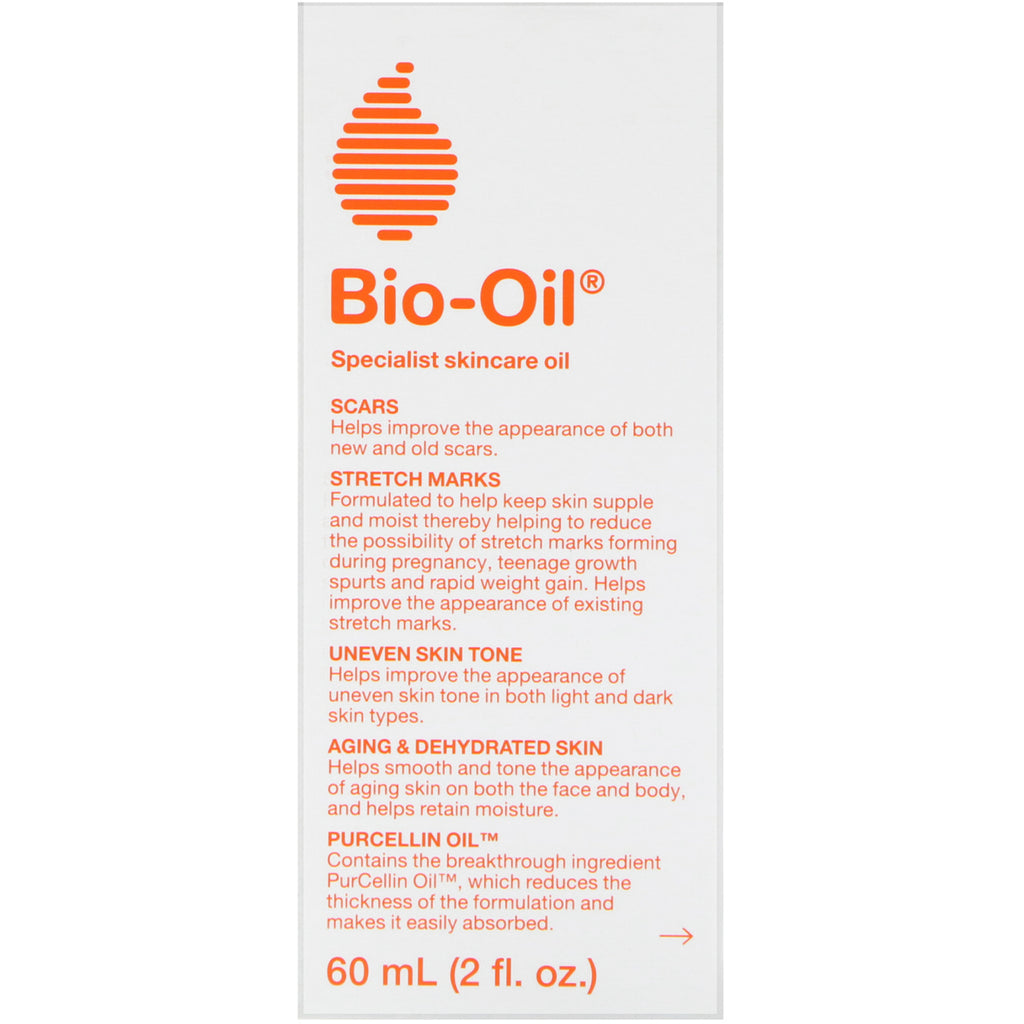 Bio-Oil Specialist Skincare Oil 2 fl oz (60 ml)