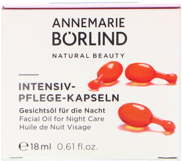 AnneMarie Borlind, Intensive Care Capsules, 50 Capsules