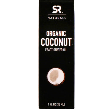 Sports Research, Organic Coconut Fractionated Oil, 1 fl oz (30 ml)