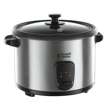 RUSSELL HOBBS Rice Cooker & Steamer | 1.8L 10 Cup | Keep Wa