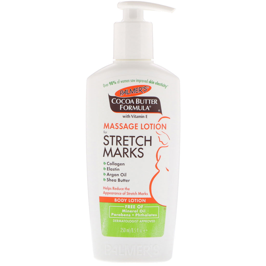 Palmer's Cocoa Butter Formula Body Lotion Massage Lotion for Stretch Marks 8.5 fl oz (250 ml)
