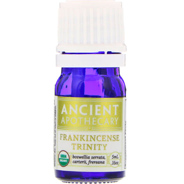 Ancient Apothecary Frankincense Trinity .16 oz (5 ml)