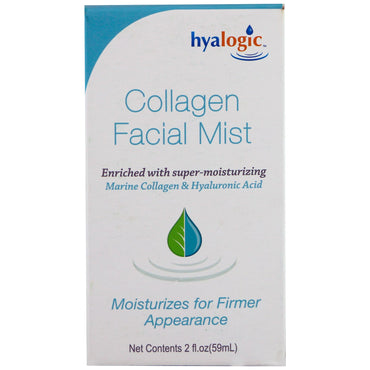 Hyalogic LLC, Collagen Facial Mist, 2 fl oz (59 ml)