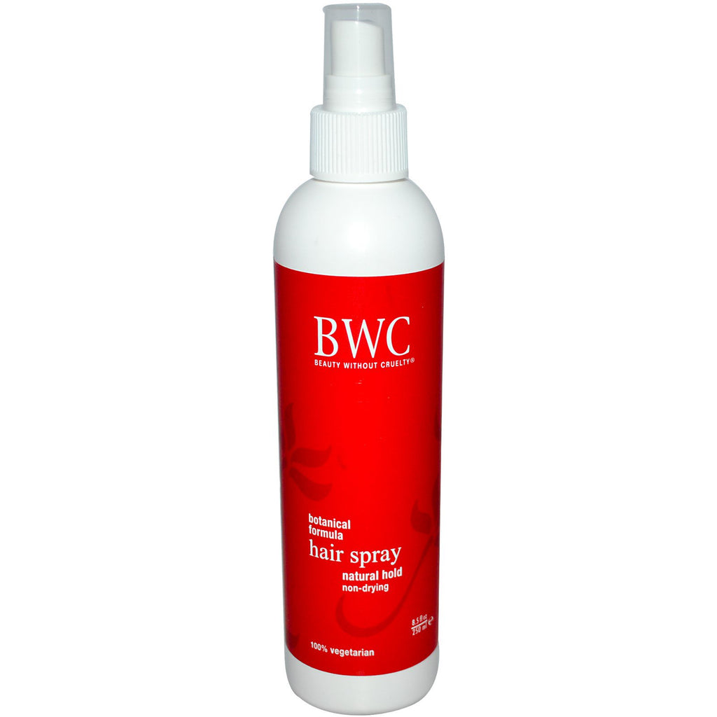 Beauty Without Cruelty, Hair Spray, Natural Hold, 8.5 fl oz (250 ml)