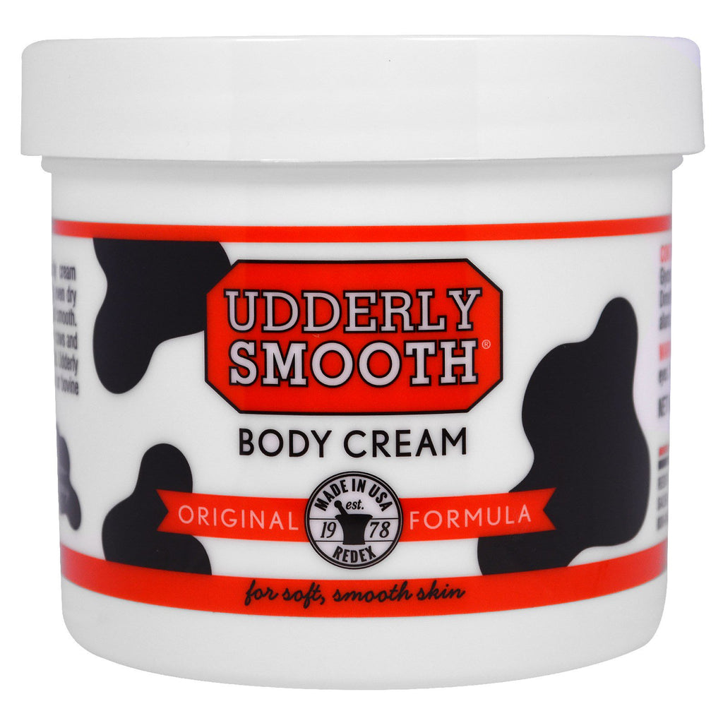 Udderly Smooth, Body Cream, Original Formula, 12 oz (340 g)
