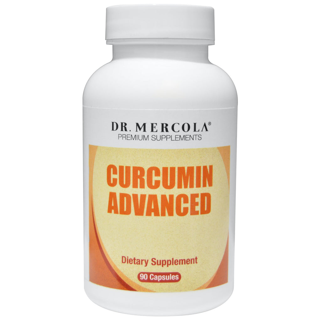 Dr. Mercola, Curcumin Advanced, 90 Capsules