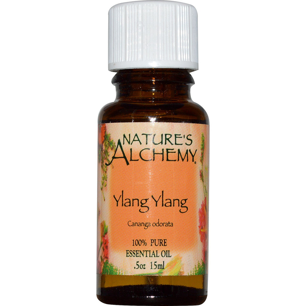Nature's Alchemy, Ylang Ylang, Essential Oil, .5 oz (15 ml)