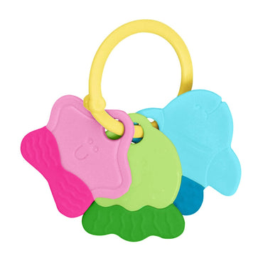 iPlay Inc., Teething Keys, 3 + Months