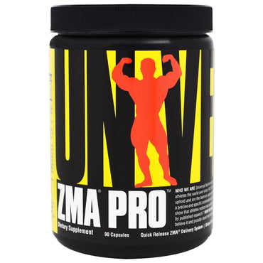 Universal Nutrition, ZMA Pro, 90 Capsules